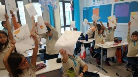 Astronomi Derslerimiz Devam Ediyor!