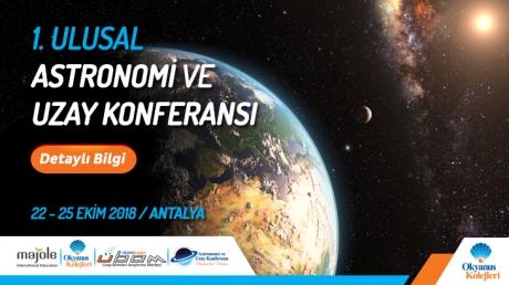 1. Ulusal Astronomi ve Uzay Konferansı