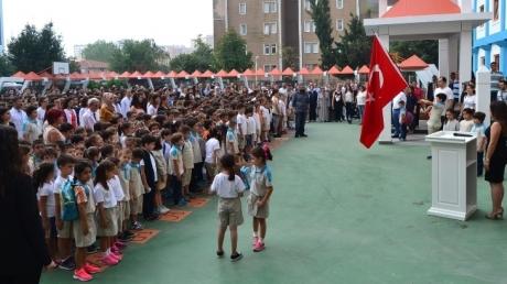 2017-2018 Eğitim Öğretim Yılı Coşkulu Törenimizle Başladı.