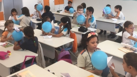 3.Sınıf Öğrencilerinin Fen Bilimleri Dersi Etkinliği