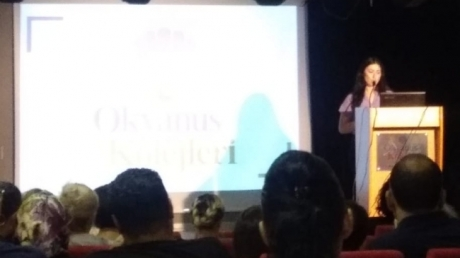Bahçelievler Okyanus Koleji İlkokulu Velileri Bilgilendirme Toplantısında