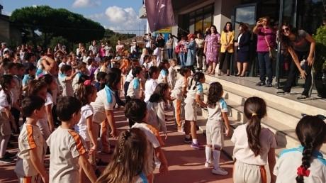 Çekmeköy Okyanus Koleji Öğrencileri ile  İlk Sabah Sporu…