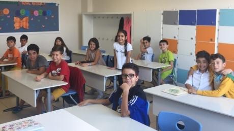 Eryaman Okyanus Koleji İlkokul Kademesi 4. Sınıf Öğrencileri Oryantasyon Programında