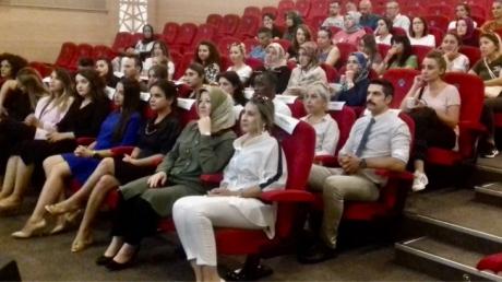 Eryaman Okyanus Koleji Ortaokul Kademesi 2019-2020 Eğitim Yılı Ortaokul Tanıtım Toplantısı