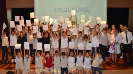 Uluslar Arası İngilizce Sınavı Sertifika Töreni