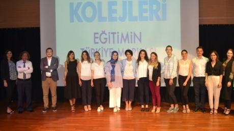 İlkokul Kademesi 2018-2019 Eğitim Öğretim Yılına ''Merhaba'' Dedi.