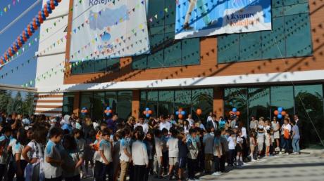 İncek Okyanus Koleji İlkokul Kademesinde İlk Ders Zili Çaldı!
