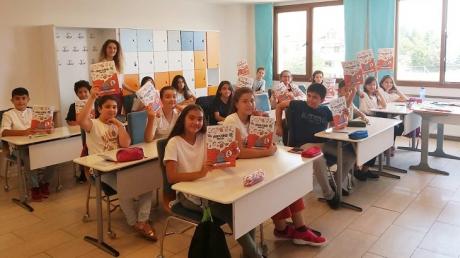 İncek Okyanus Kolejinde Derslerimiz Oryantasyon Haftası ile Başladı