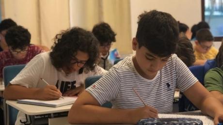 Nilüfer Okyanus Koleji Ortaokul Kademesinde Tüm Sınıflarımızda Dersler Başladı