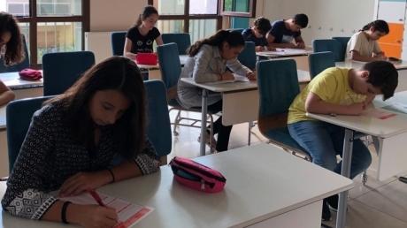 Nilüfer Okyanus Ortaokulu 2.ADS Sınavını Gerçekleştirdi!