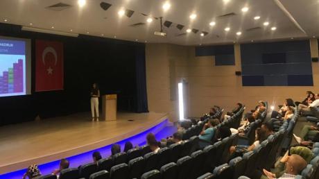 Sancaktepe Okyanus Koleji Lise Kademesi 2019-2020 Eğitim Öğretim Yılına  Veli Semineri İle Başlangıç Yaptı.