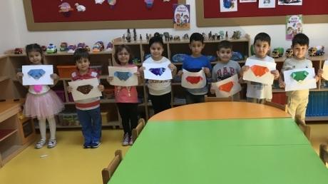 Avcılar İnciler Grubu Öğrencileri Türkçe-Sanat Etkinliğinde