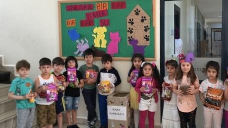 Avcılar Okul Öncesi Sosyal Sorumluluk Projesi