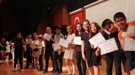 Avcılar Okyanus Koleji Ortaokul Kademesi Sertifika Töreni Heyecanı