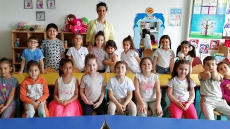 Bahçeşehir İstiridye Grubu Aile Katılımı Etkinliğinde