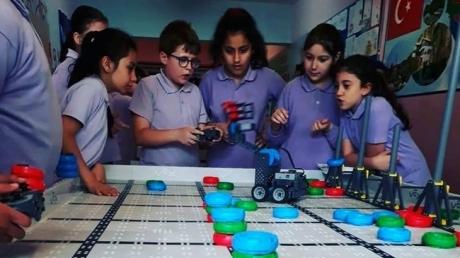 Bayrampaşa Okyanus Koleji, Öğrencileri Vex Robotik İle Buluşturdu