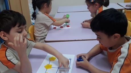 Beylikdüzü Okul Öncesi Mercanlar Grubu Oyun Etkinliğinde