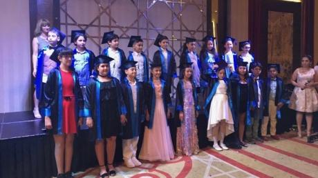Beylikdüzü Okyanus Koleji ''İlkokula Veda, Ortaokula Merhaba'' Gecesi Düzenlendi