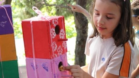 Bornova Okyanus Koleji  1. Sınıf Öğrencileri Sosyal Sorumluluk Projelerini Gerçekleştirdiler.