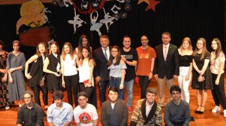 Halkalı Okyanus Koleji Lise Kademesi Yıl Sonu Yetenek Gecesi...