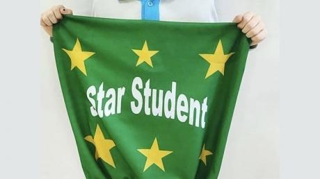 İlkokul Kademesinde Haftanın 'Star Student' Heyecanı