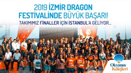 İzmir Dragon 2019 Festivalinde Büyük Başarı!