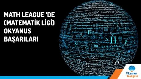 Math League'de (Matematik Ligi) Okyanus Başarıları