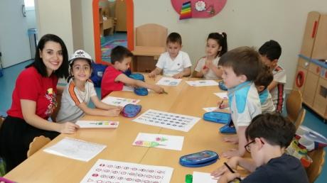 Mavişehir Okyanus Koleji Okul Öncesi Balıklar Grubu Aile Katılım Etkinliğinde