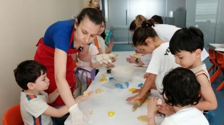 Mavişehir Okyanus Koleji Okul Öncesi Kuşlar Grubu Aile Katılım Etkinliğinde