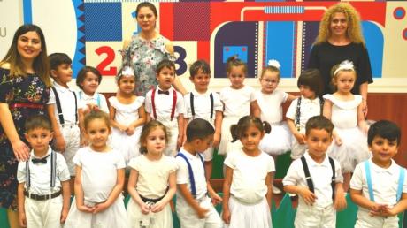 Mavişehir Okyanus Koleji Okul Öncesi Yunuslar Grubu Yıl Sonu Sunumu
