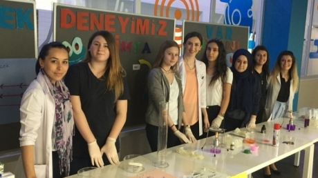 Mimarsoba Okyanus Koleji Anadolu Lisesi Gösterilecek Deneyimiz Var Etkinliği