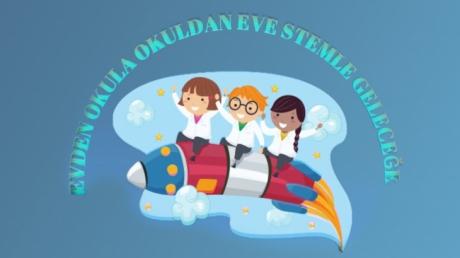 """Okul Öncesi Yıldızlar sınıfı öğretmenimiz Hülya Akçay, tarafından yürütülen""""Evden Okula Okuldan Eve Stemle Geleceğe"""" e-Twinning Projesinin etkinliklerini tamamladı."""