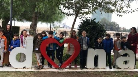 3.Sınıf Öğrencileri Taş Köprü ve Merkez Parka Gezi Düzenlendi.