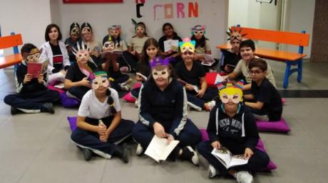 5th Graders Language Day