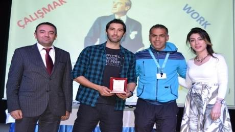 Adana' da 'Gelecekte Bir Gün Meslekte İlk Gün' Futbolculuk Mesleği Sempozyumu