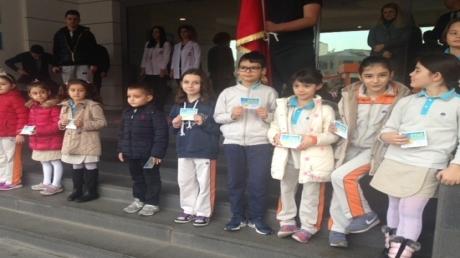 30 Ekim - 3 Kasım Haftası Star Student Öğrencileri Seçildi