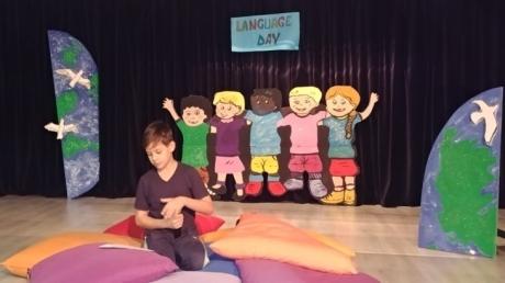 Bahçelievler Okyanus Koleji Ortaokul Kademesi 6. Sınıflar İngilizce Dil Günü Etkinliği