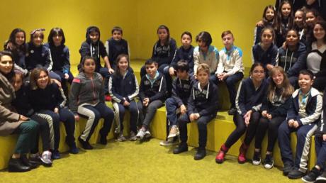 """Bahçelievler Okyanus Koleji Ortaokul Kademesi """"Karanlıkta & Sessizlikte Diyalog"""" Gezisi"""