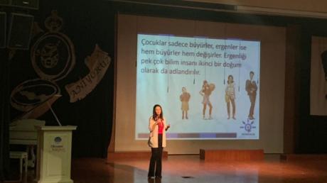 Bahçeşehir Okyanus Koleji Ergenlik Halleri