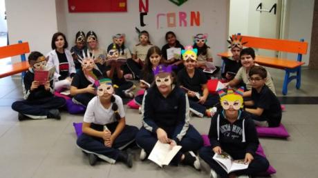 Beykent Okyanus İngilizce Ortaokul Dil Günü