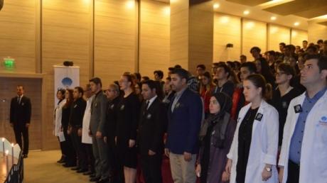 Türk Dili Edebiyat Bölümü'nün Hazırladığı 10 Kasım Töreni