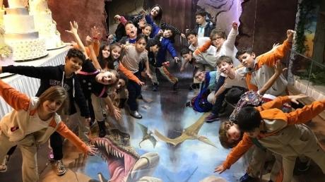 Beylikdüzü Okyanus Koleji 3-C ve 3-D Sınıflarının Çikolata Müze Gezisi