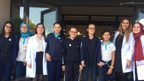 Çekmeköy Okyanus Koleji Kasım Ayı Bookworm ve Writing Starları