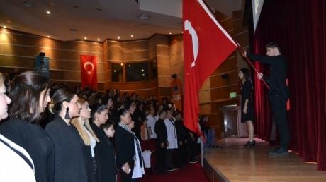 Cumhuriyetimizin Kurucusu Mustafa Kemal Atatürk'ü Vefatının 80. Yılında Saygı ve Rahmetle Anıyoruz