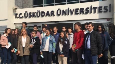 Fatih Okyanus Koleji Anadolu Lisesi Sağlık ve Psikoloji Kariyer Kulübü Bölüm Tanıtımı