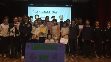 Fatih Okyanus Koleji'nde Language Day