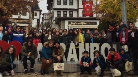 Fatih Okyanus Koleji Öğrencileri Gezide