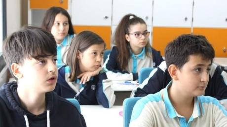 İzmir Okyanus Kolejleri Ulusal İlköğretim Matematik Olimpiyatı Çalışmalarına Başladı