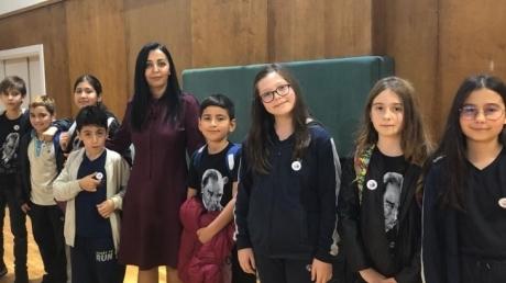 Kemerburgaz Okyanus Koleji Ortaokul Kademesi'nde myON Kitap Okuma Platformunda Kitap Kurtları Seçilmeye Devam Ediyor