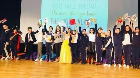 Kemerburgaz Okyanus Koleji Ortaokulu Language Day Etkinliği